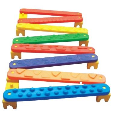 Sealplay ของเล่นพลาสติก ฝึกทักษะ รางทรงตัวต่างสัมผัา