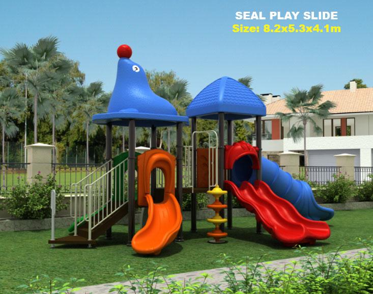 SEAL PLAY SLIDE