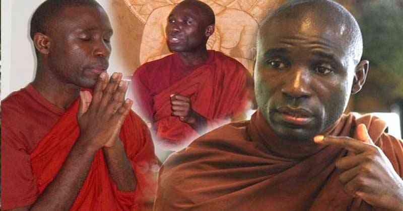 """""""พระยูกันดา"""" นำพุทธศาสนาจากประเทศไทย ไปเผยแผ่ในทวีปแอฟริกาใต้ !"""