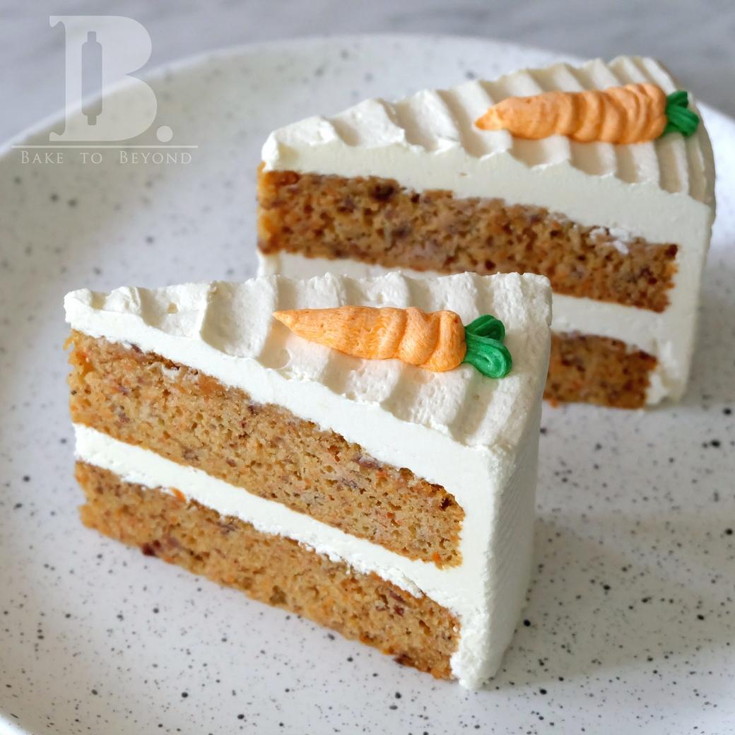 เค้กแครอทครีมชีสฟรอสติ้ง