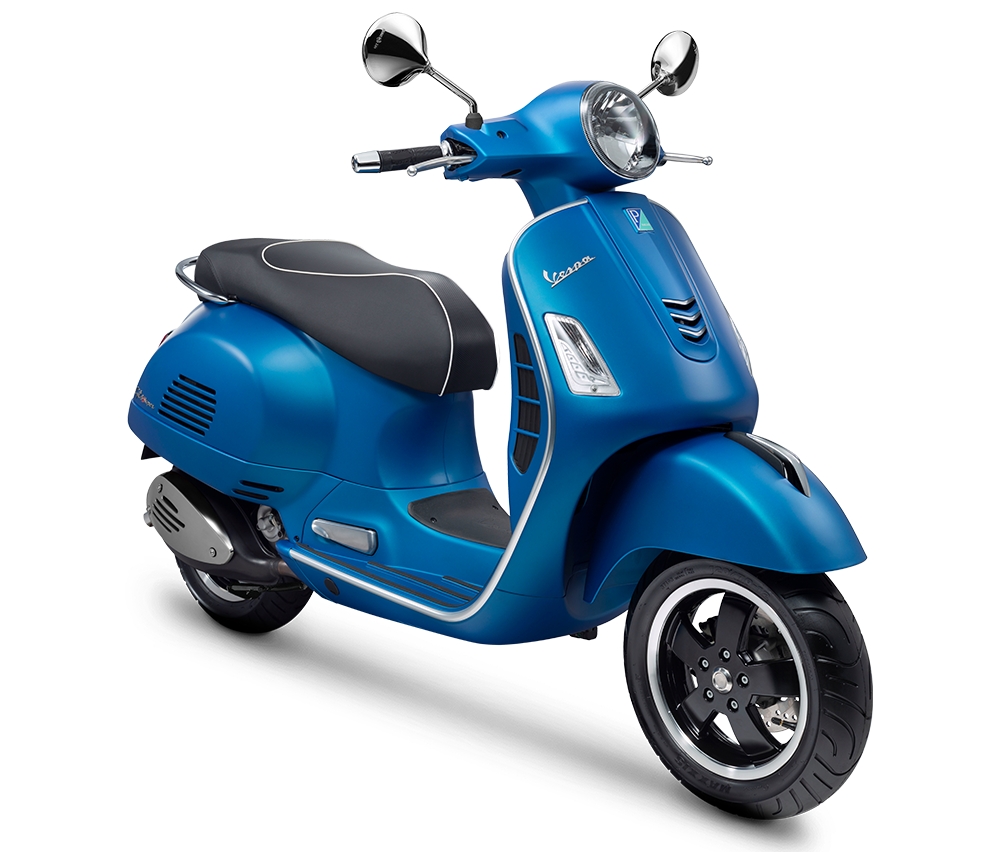 GTS SUPER 300 ABS MATT BLUE