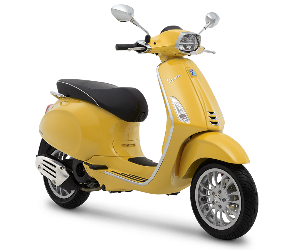 SPRINT 125 I-GET ABS YELLOW