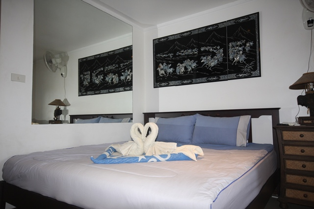Room 610 Floor 6 Pattaya Hill Resort 44 Sqm Studio
