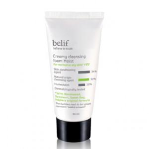 BELIF Creamy Cleansing Foam Moist 30ml