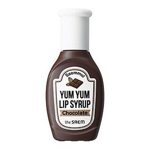 The saem Saemmul Yum Yum lip syrup #chocolate