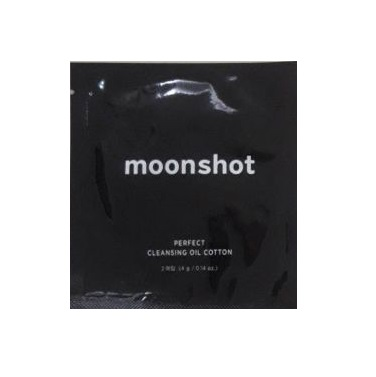 moonshot Perfect cleansing oil cotton *5ea