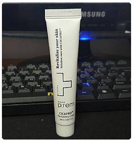 make prem cicapro revitalizing cream 18ml