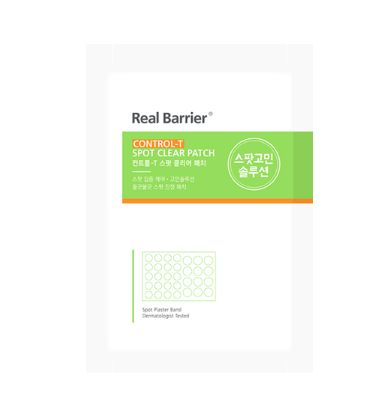 Real Barrier Control-T spot clear patch