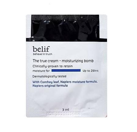belif the true cream - moisturizing bomb 3mlx5ea
