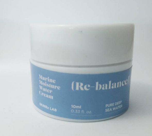 Re-Balance Marine Moisture water cream 10ml