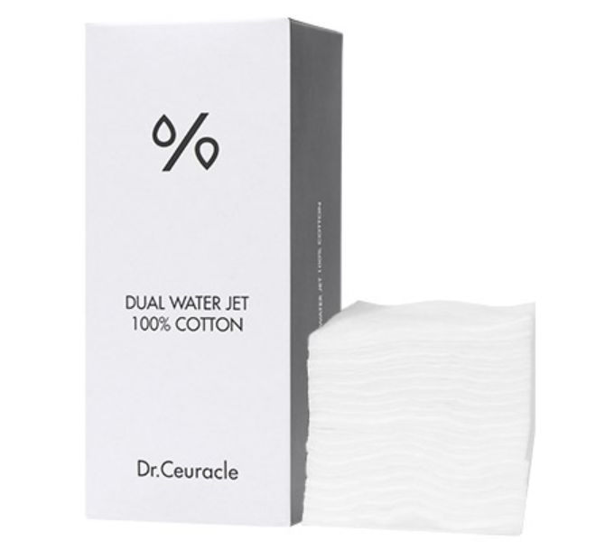 Dr.Ceuracle Dual water jet 100% cotton
