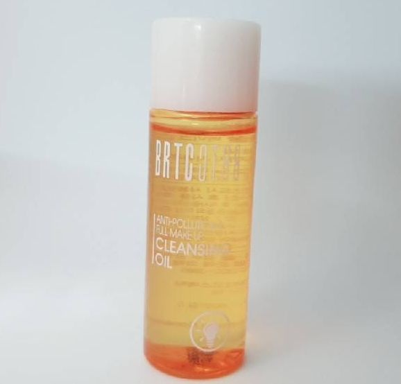 BRTC anti-pollution & full make up cleansing oil 30ml