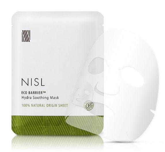 NISL Eco barrier Hydra Soothing mask