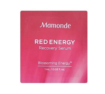 Mamonde Red energy Recovery Serum 1ml x2ea