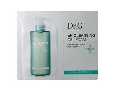 Dr.G pH Cleansing Gel foam 2mlx6ea