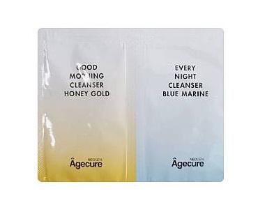 Neogen Good morning cleanser  2ml+night cleanser 2ml x5ea