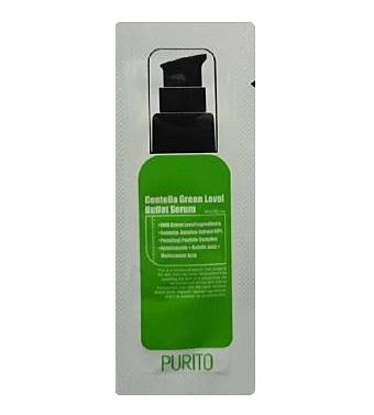 Purito Centella Green level Buffet serum 1mlx10ea
