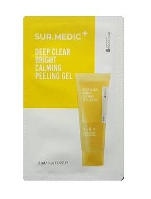 Neogen Deep clear Bright calming peeling Gel 2ml*2ea