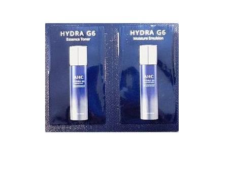 AHC Hydra G6 essence toner 1ml+emulsion1ml