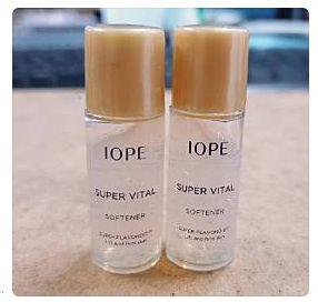 IOPE Super vital softener 5mlx2ea