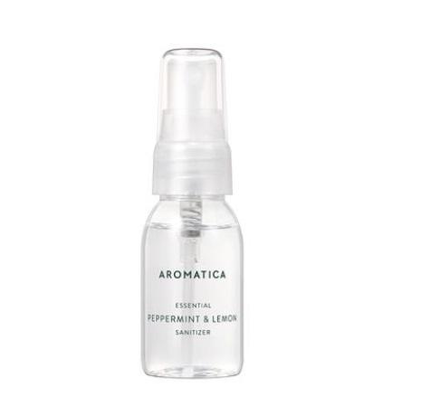 Aromatica Essential peppermint & Lemon Sanitizer 30ml