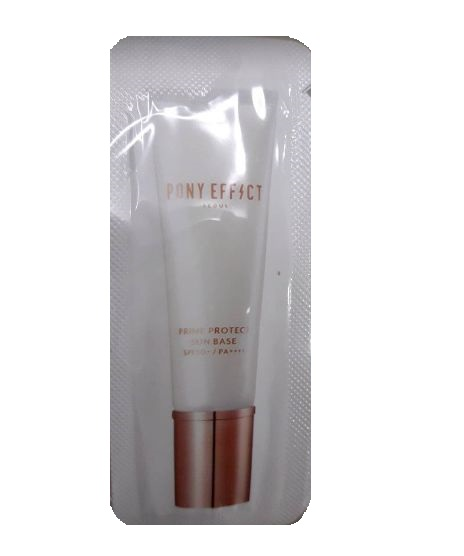 PONY Effect Prime Protect Base SPF50+/PA++++ 1mlx10ea