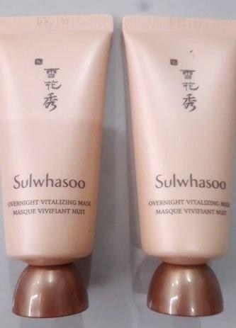 Sulwhasoo Overnight Vitalizing Mask 35ml
