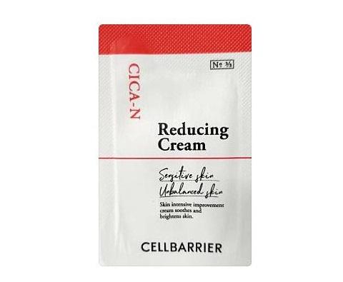 Cellbarrier Cica-N Reducing cream 1mlx5ea ครีมลดริ้วรอยเข้มข้น