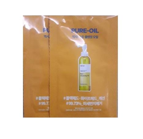 Manyo pure Cleansing Oil 2mlx2ea