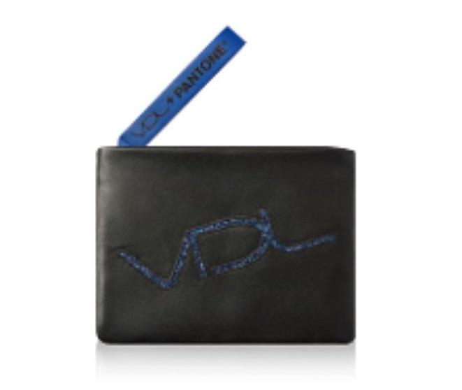 VDL pantone pouch Black