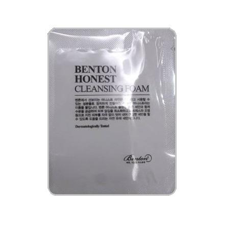 Benton Honest Cleansing Foam 1mlx10ea