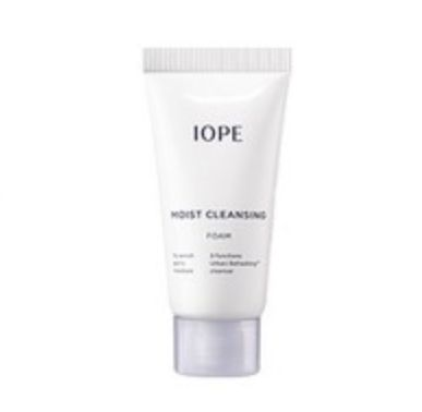 IOPE Moist Cleansing whipping foam 15ml
