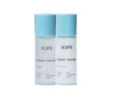 IOPE Derma Trouble Toner 5ml +Emulsion 5ml