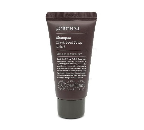 Primera Black Seed Scalp Relief shampoo 30ml
