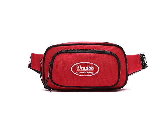 DAYLIFE X UNIONOBJET WAIST BAG - RED 49,000 won