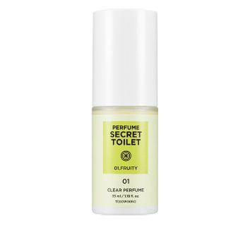 Tosowoong Perfume Secret Toilet #01 Fruity