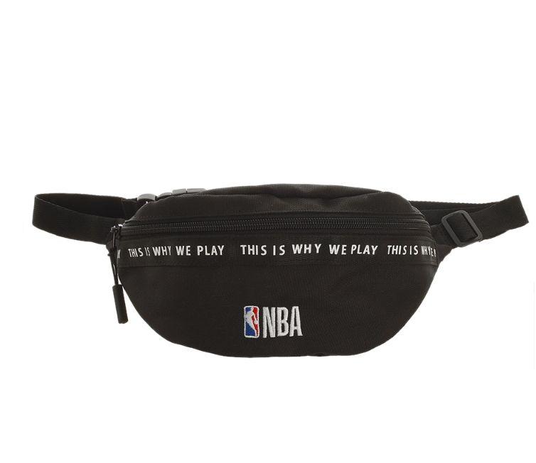 NBA Envy hipsack crossbody bag #Black  28,800 won