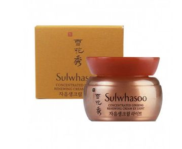 SULWHASOO Concentrated Ginseng Renewing Cream EX_ 5ml