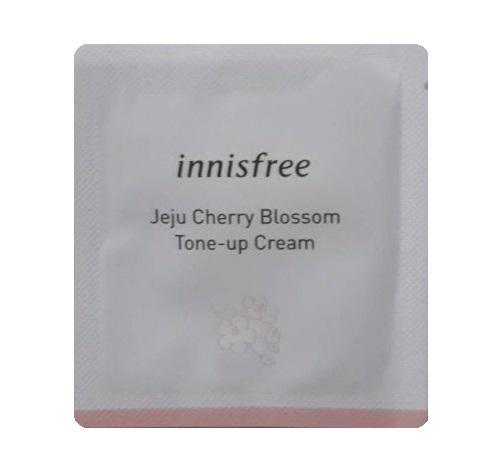 Innisfree Jeju cherry Blossom Tone-up cream 1mlx8ea