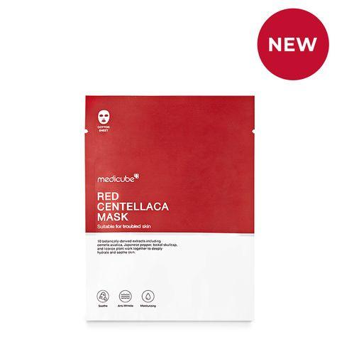 medicube Red Centellaca mask