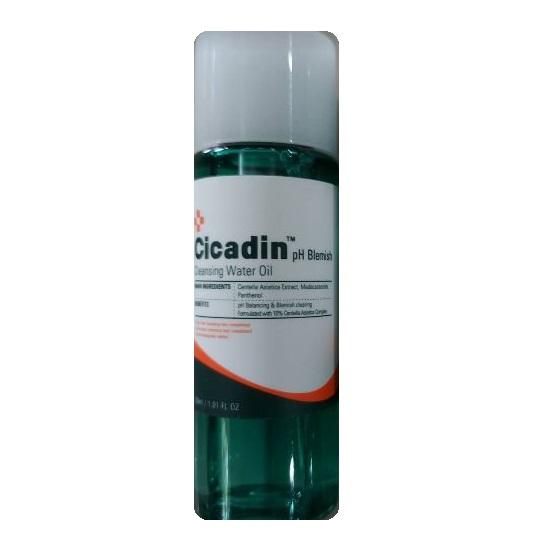 Missha CiCadin pH Blemish Cleansing water oil 30ml