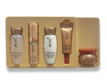 SULWHASOO Concentrated Ginseng Renewing Basic Kit (Light. 5items)