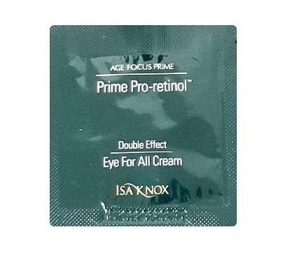 ISAKNOX Double effect eye for all cream 1mlx5ea