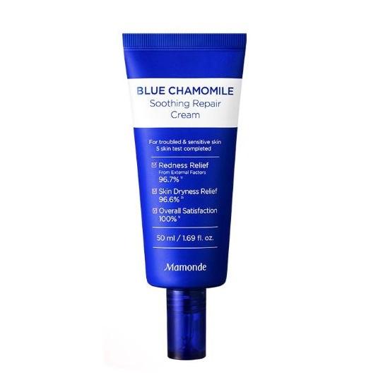 Mamonde Blue Chamomile Soothing Repair cream 15ml