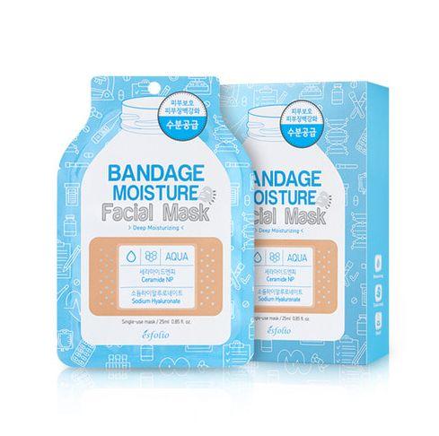 esfolio Bandage Moisture Facial Mask 1sheet