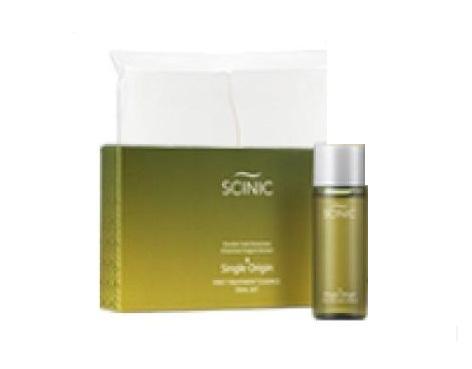 Scinic Single Origin First treatment essence Trial Kit