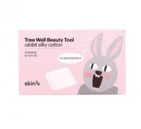 Skin79 Tree well Beauty tool Rabbit silky cotton 80P