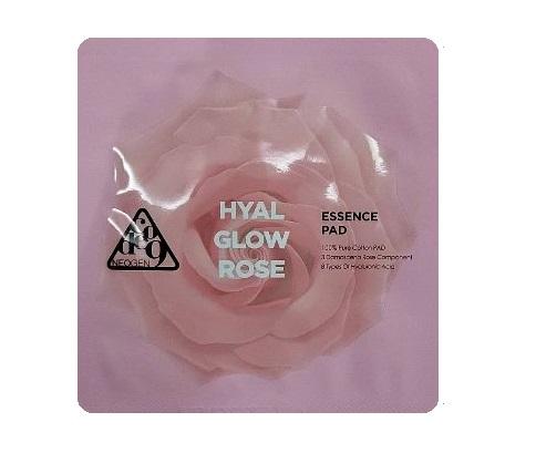 NEOGEN Hyal Glow Rose essence pad 1sheet