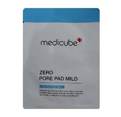 medicube ZeRo pore pad mild 1p.