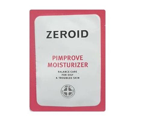 ZEROID pimprove moisturizer 2mlx7ea